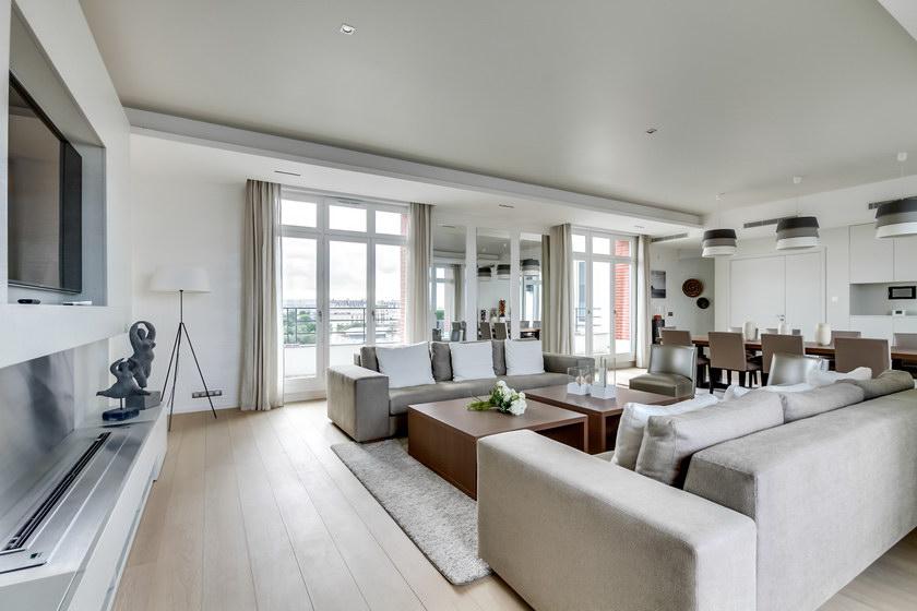 Appartement luxe Paris 7ème - Architecte Médical