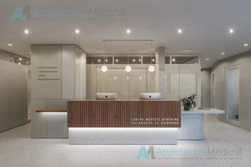 Centre dentaire Villeneuve Hauts de seine luxe design moderne contemporain_2