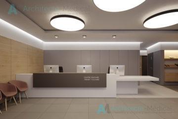 Clinique dentaire Suisse centre geneve luxe moderne contemporain design 1